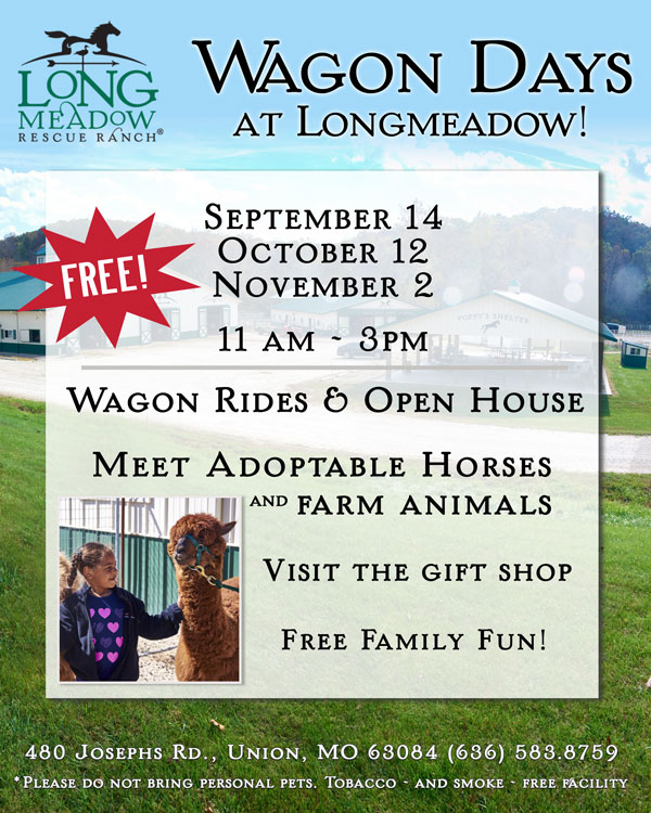 Visit Longmeadow for Fall 2019 Wagon Days events