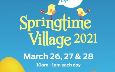 Springtime Village at Purina Farms